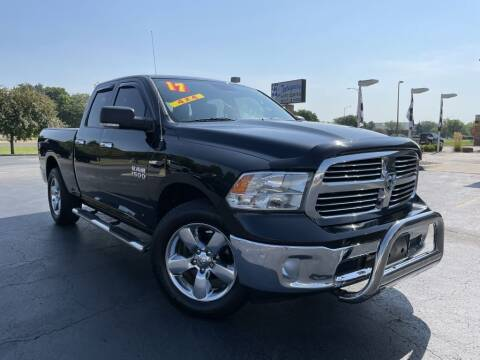 2017 RAM Ram Pickup 1500 for sale at Integrity Auto Center in Paola KS