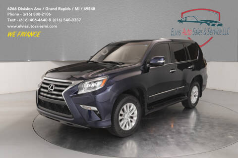 2019 Lexus GX 460 for sale at Elvis Auto Sales LLC in Grand Rapids MI