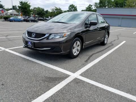 2014 Honda Civic for sale at B&B Auto LLC in Union NJ