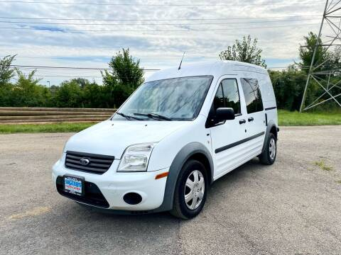 2013 Ford Transit Connect for sale at Siglers Auto Center in Skokie IL