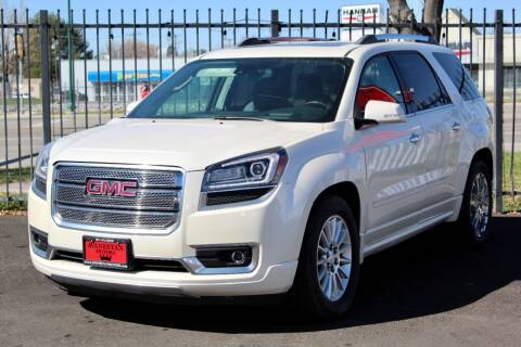 2014 GMC Acadia for sale at Avanesyan Motors in Orem UT