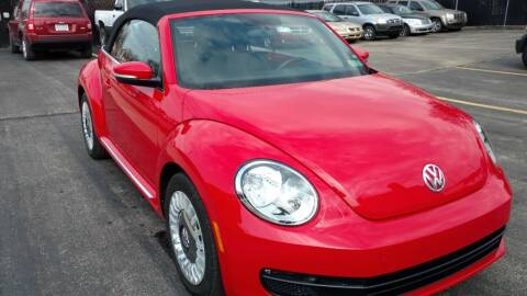 2013 Volkswagen Beetle Convertible for sale at Graft Sales and Service Inc in Scottdale PA