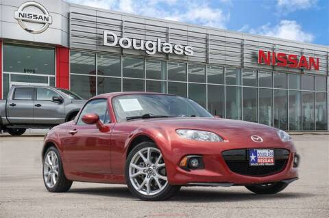 2014 Mazda MX-5 Miata for sale at Douglass Automotive Group - Douglas Nissan in Waco TX