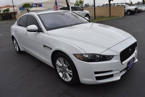 2019 Jaguar XE for sale at DIAMOND VALLEY HONDA in Hemet CA