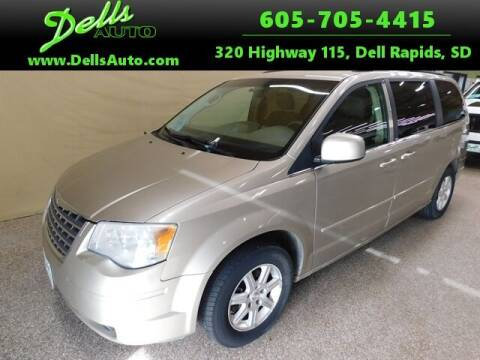 2008 Chrysler Town and Country for sale at Dells Auto in Dell Rapids SD