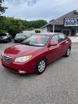 2008 Hyundai Elantra for sale at Frontline Motors Inc in Chicopee MA
