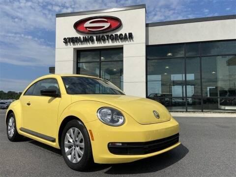 2015 Volkswagen Beetle for sale at Sterling Motorcar in Ephrata PA