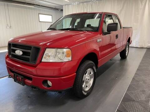 2006 Ford F-150 for sale at Monster Motors in Michigan Center MI