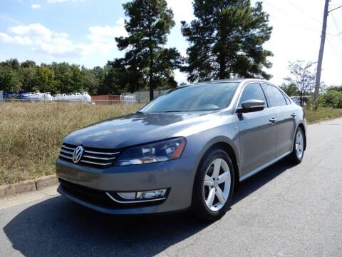 2015 Volkswagen Passat for sale at United Traders Inc. in North Little Rock AR