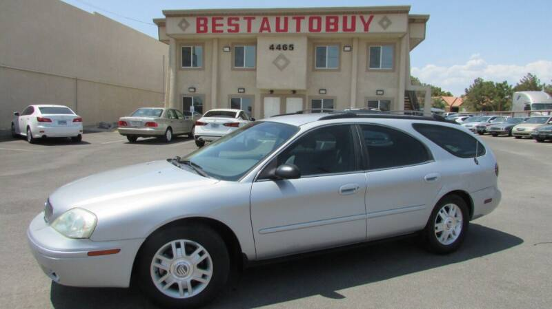2004 Mercury Sable for sale at Best Auto Buy in Las Vegas NV