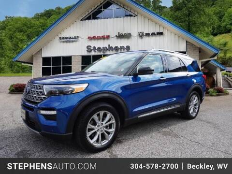 2020 Ford Explorer for sale at Stephens Auto Center of Beckley in Beckley WV