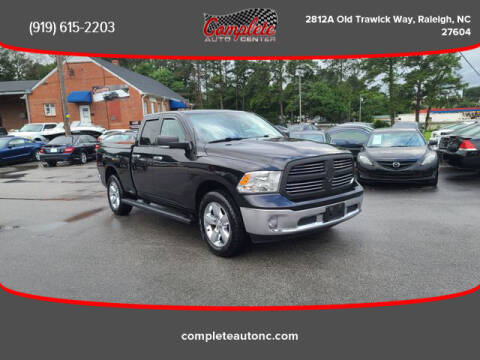 2015 RAM Ram Pickup 1500 for sale at Complete Auto Center , Inc in Raleigh NC