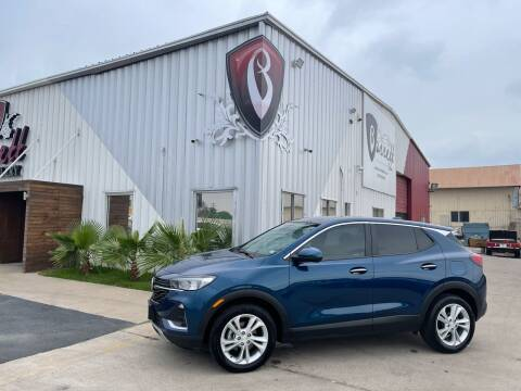2020 Buick Encore GX for sale at Barrett Auto Gallery in San Juan TX