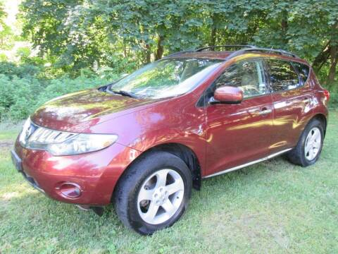 2009 Nissan Murano for sale at Peekskill Auto Sales Inc in Peekskill NY