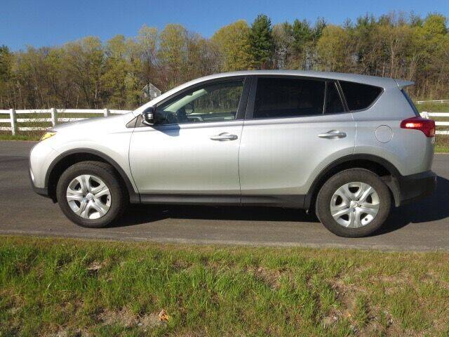 2015 Toyota RAV4 for sale at Renaissance Auto Wholesalers in Newmarket NH