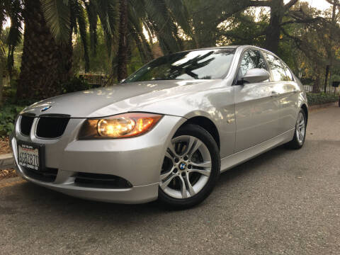 2008 BMW 3 Series for sale at Valley Coach Co Sales & Lsng in Van Nuys CA