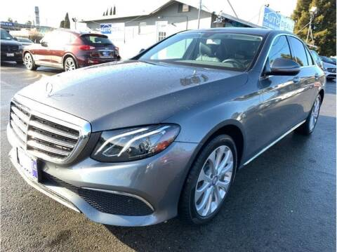 2017 Mercedes-Benz E-Class for sale at AutoDeals in Hayward CA