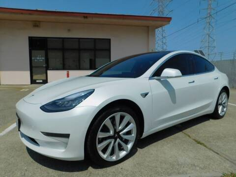 2019 Tesla Model 3 for sale at Conti Auto Sales Inc in Burlingame CA