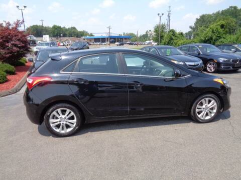 2014 Hyundai Elantra GT for sale at BETTER BUYS AUTO INC in East Windsor CT