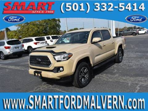 2018 Toyota Tacoma for sale at Smart Auto Sales of Benton in Benton AR