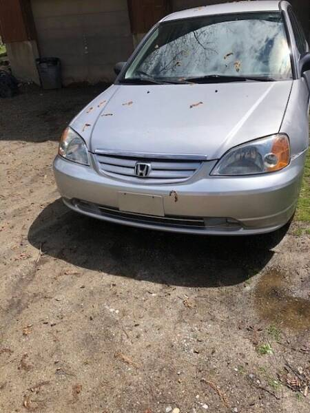 2003 Honda Civic for sale at GDT AUTOMOTIVE LLC in Hopewell NY