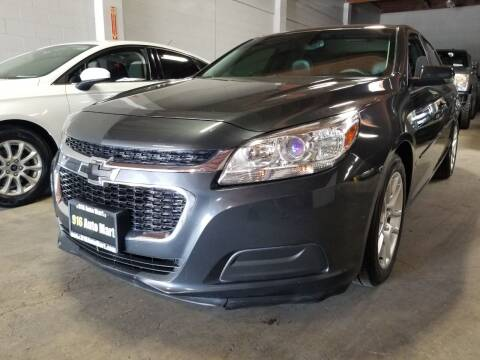 2015 Chevrolet Malibu for sale at 916 Auto Mart ONLY $399 DOWN!!!* in Sacramento CA