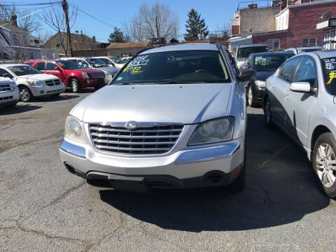 2005 Chrysler Pacifica for sale at Chambers Auto Sales LLC in Trenton NJ