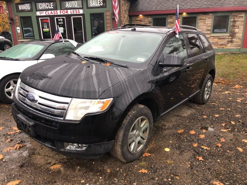 2008 Ford Edge for sale at Winner's Circle Auto Sales in Tilton NH