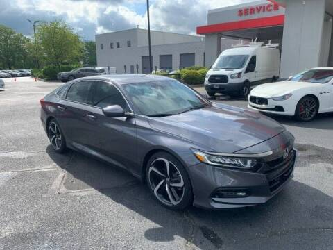 2018 Honda Accord for sale at Car Revolution in Maple Shade NJ