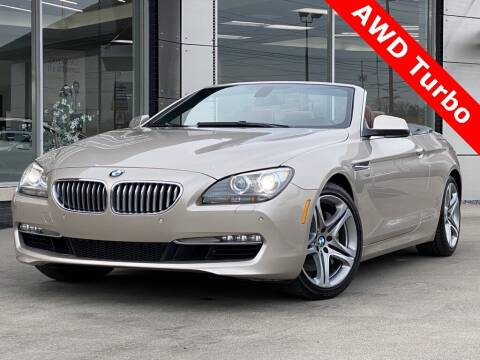 2012 BMW 6 Series for sale at Carmel Motors in Indianapolis IN