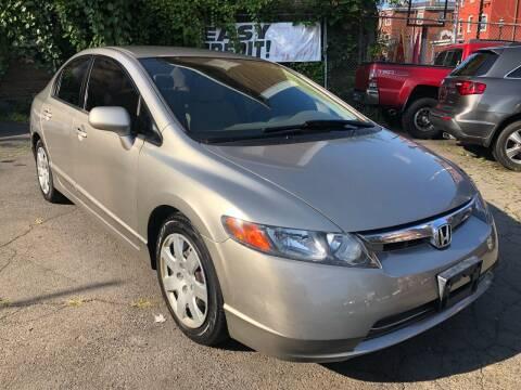 2006 Honda Civic for sale at James Motor Cars in Hartford CT