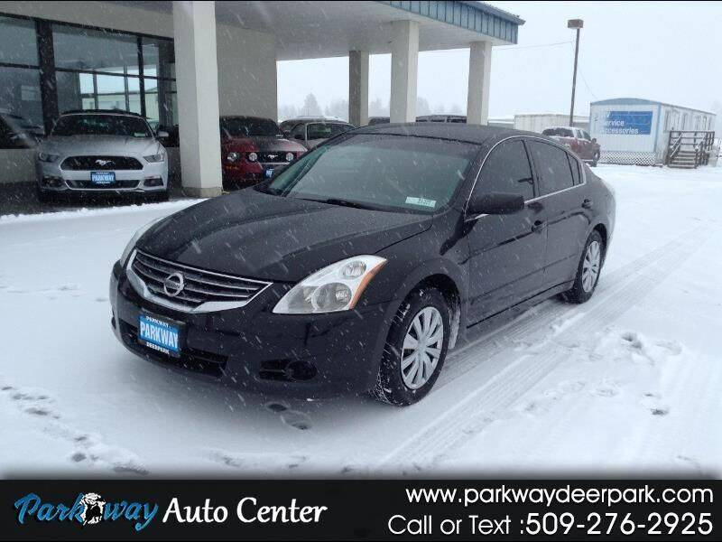 2012 Nissan Altima for sale at PARKWAY AUTO CENTER AND RV in Deer Park WA