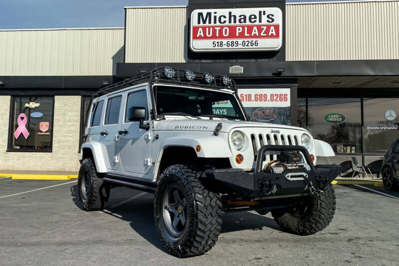 2012 Jeep Wrangler Unlimited 4x4 Rubicon 4dr SUV - East Greenbush NY