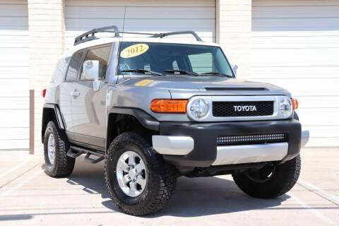 2012 Toyota FJ Cruiser for sale at MG Motors in Tucson AZ