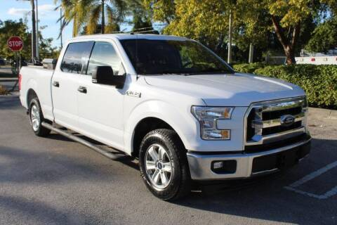 2017 Ford F-150 for sale at Truck and Van Outlet in Miami FL