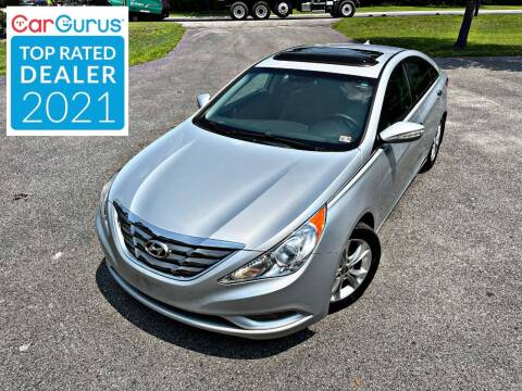 2013 Hyundai Sonata for sale at Brothers Auto Sales of Conway in Conway SC