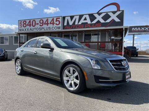 2016 Cadillac ATS for sale at Maxx Autos Plus in Puyallup WA