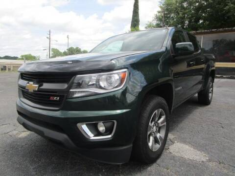 2015 Chevrolet Colorado for sale at Lewis Page Auto Brokers in Gainesville GA