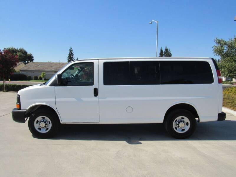 2014 Chevrolet Express Passenger for sale at Repeat Auto Sales Inc. in Manteca CA