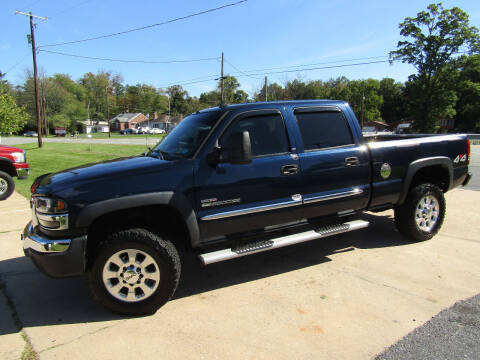 2006 GMC Sierra 2500HD for sale at Your Next Auto in Elizabethtown PA