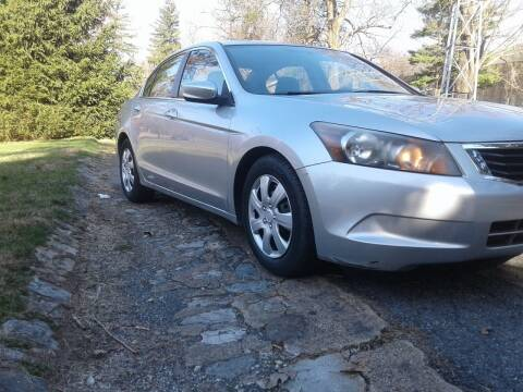 2010 Honda Accord for sale at ELIAS AUTO SALES in Allentown PA