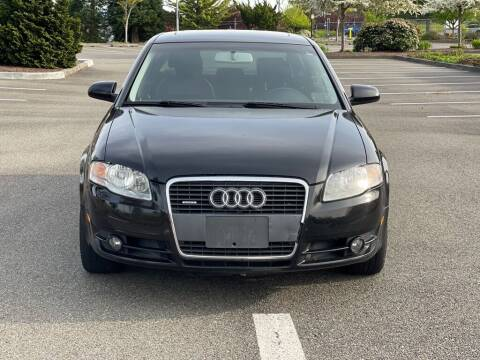 2006 Audi A4 for sale at Q Motors in Tacoma WA