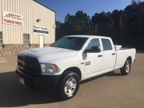 2014 RAM Ram Pickup 2500 for sale at Custom Auto Sales - AUTOS in Longview TX