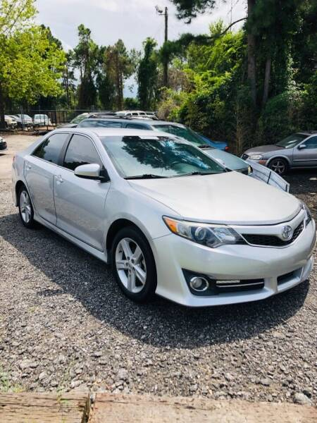 2014 Toyota Camry for sale at Capital Car Sales of Columbia in Columbia SC
