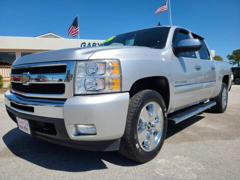 2011 Chevrolet Silverado 1500 for sale at Gary's Auto Sales in Sneads NC