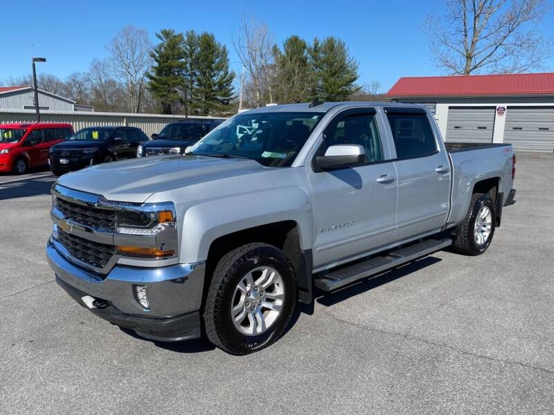 2016 Chevrolet Silverado 1500 for sale at Alexandria Auto Mart LLC in Alexandria PA