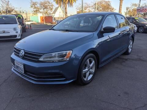 2016 Volkswagen Jetta for sale at Convoy Motors LLC in National City CA