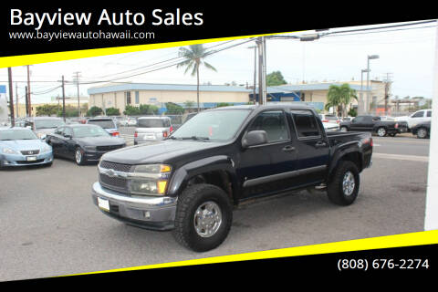2008 Chevrolet Colorado for sale at Bayview Auto Sales in Waipahu HI