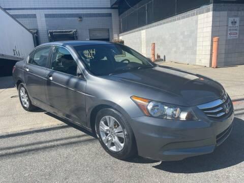 2011 Honda Accord for sale at Illinois Auto Sales in Paterson NJ