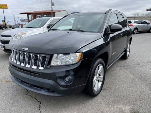 2011 Jeep Compass for sale at Auto Credit Xpress in North Little Rock AR